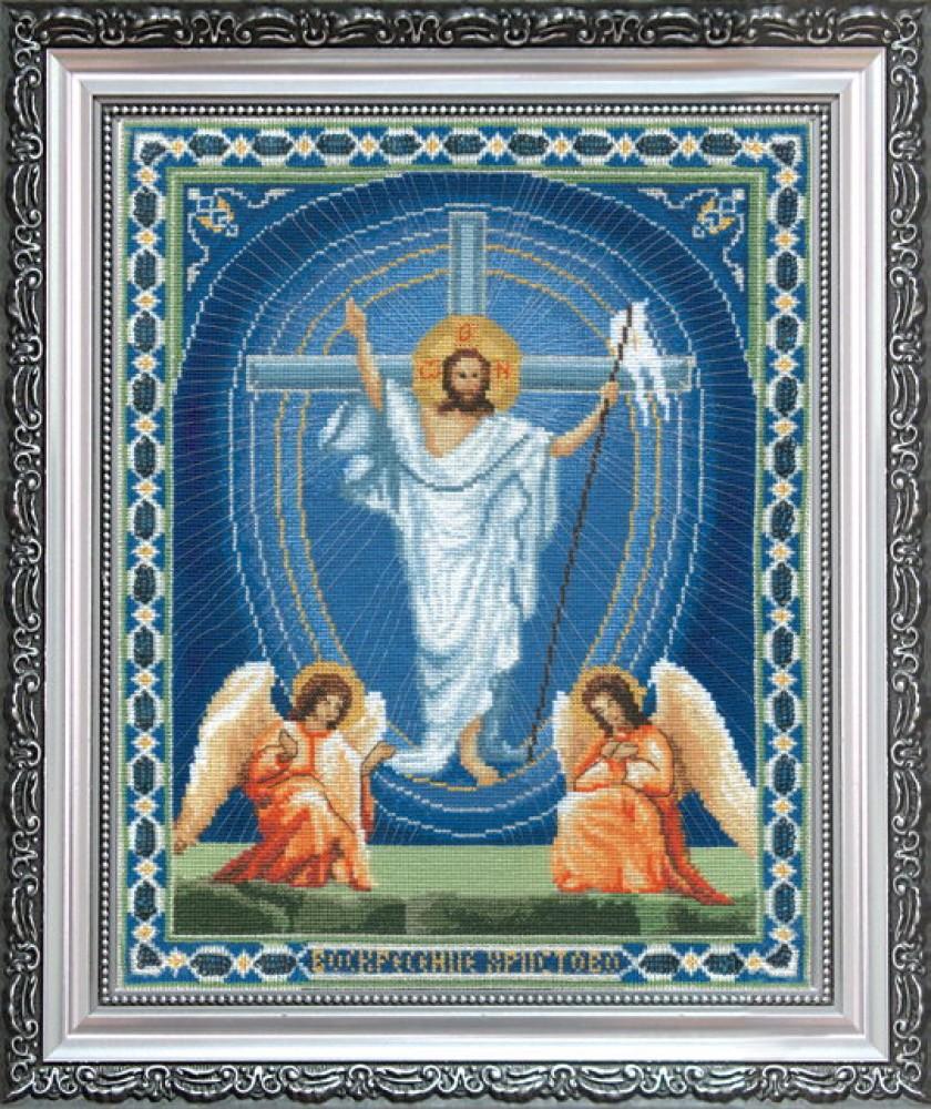 Набор для вышивки крестиком-иконы