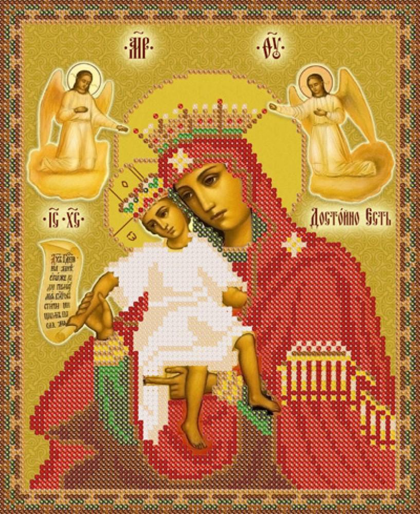 Шамордино, вышитые иконы монастыря