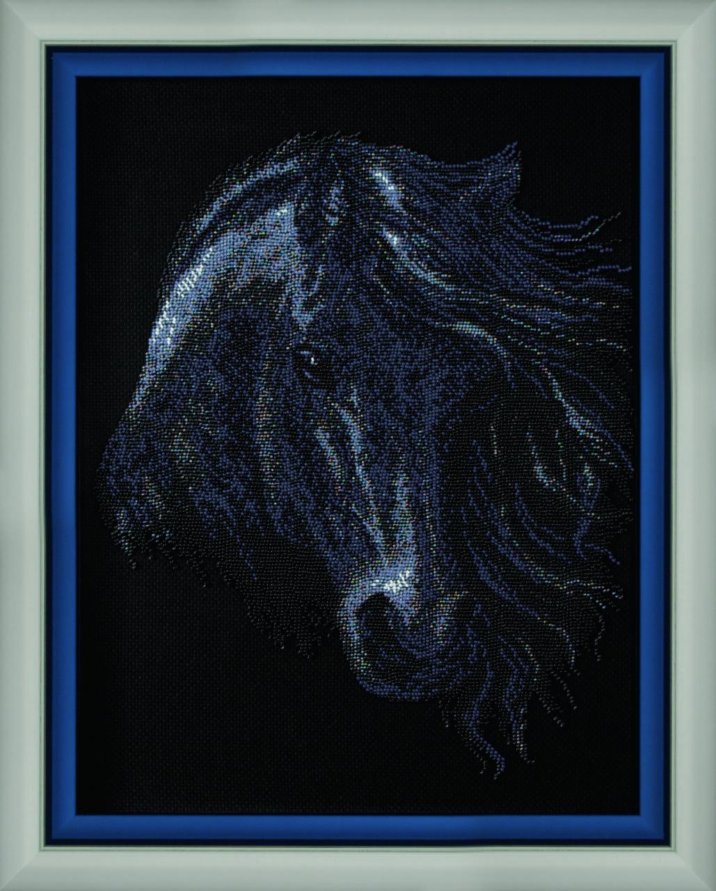 Купить вышивку бисером лошади в интернет-магазине с доставкой 78