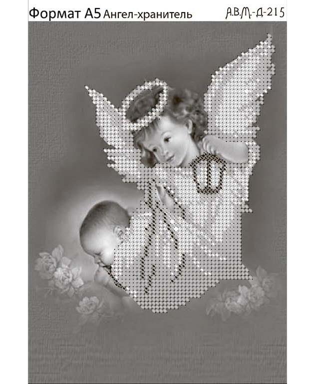 Схема вышивка с ангелом хранителем 775