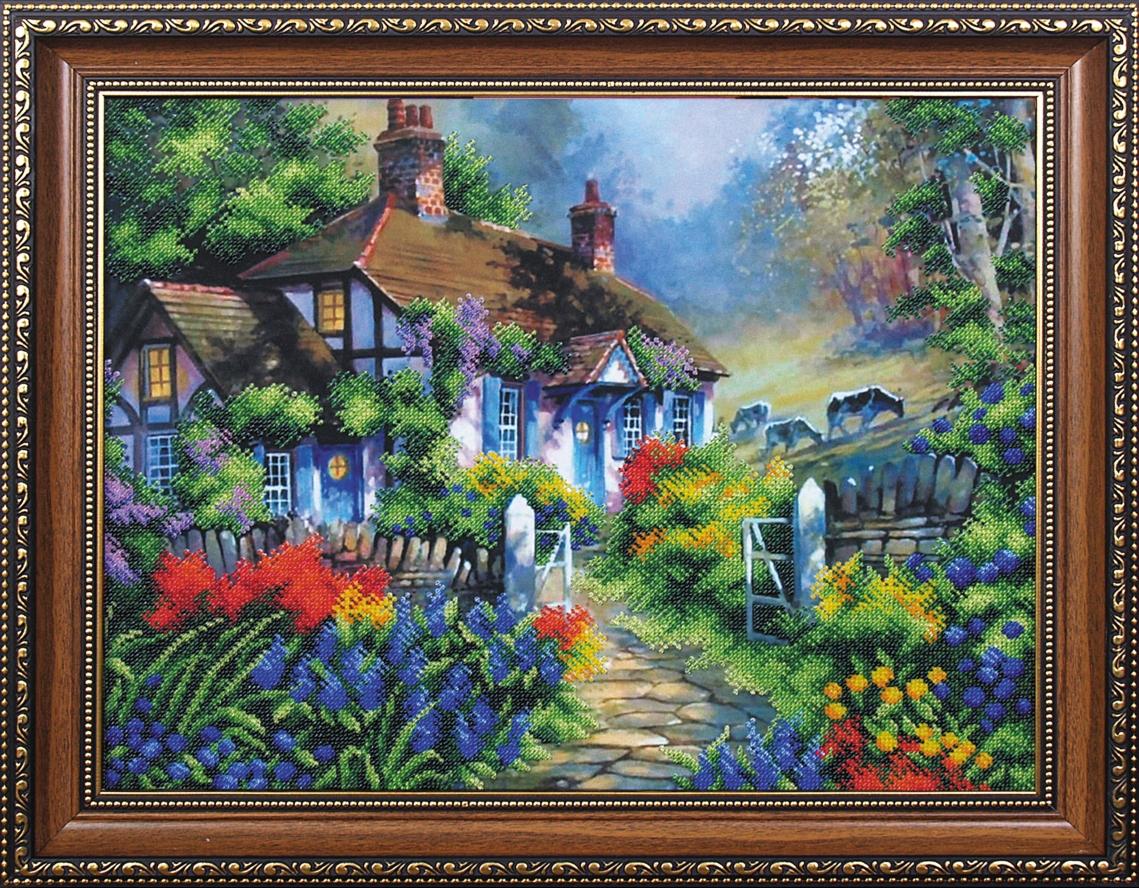 Вышивка картин бисером наборы 83
