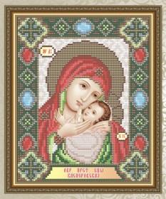 Набор для выкладки алмазной мозаикой Богородица Касперовская Art Solo АТ5023 - 248.00грн.
