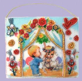 Набор для вышивки бисером Подарочный конвертик Баттерфляй (Butterfly) F506 - 52.00грн.