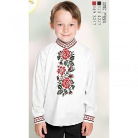Заготовка для выишивки сорочки для мальчика на льне Biser-Art 1296 - 240.00грн.
