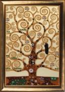 Набор вышивки бисером  Древо жизни по мотивам Г. Климта