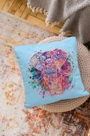 Набор для вышивки подушки Мандала Абрис Арт АНР-003 - 387.00грн.