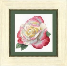 Набор для вышивки крестом Роза века