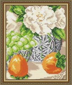 Набор для выкладки алмазной мозаикой Хрустальный натюрморт. Диптих 2 Art Solo АТ5540 - 248.00грн.