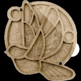 Органайзер для бисера с крышкой Волшебная страна FLZB-031 - 130.00грн.