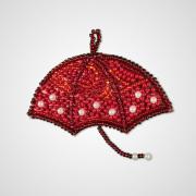 Набор для вышивки подвеса Зонтик