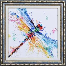 Набор для вышивки бисером Стрекоза Tela Artis (Тэла Артис) НГ-221 - 450.00грн.
