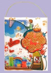 Набор для вышивки бисером Подарочный конвертик Баттерфляй (Butterfly) F502 - 52.00грн.