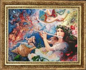 Набор для вышивки бисером Мелодия Вселенной (по картине J. Wall) Баттерфляй (Butterfly) 448Б - 265.00грн.