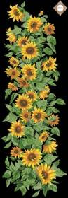 Схема вышивки бисером на атласе Солнечное настроение, , 300.00грн., ДСЛ-1001, Миледи, Большие схемы вышивки бисером