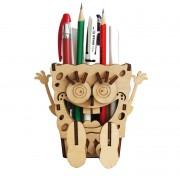 Набор деревянный конструктор для Подставка Домовичок