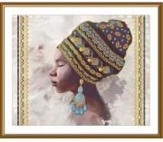 Набор для вышивки бисером Кения