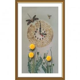 Набор для вышивки часов Золотое время Новая Слобода (Нова слобода) ЕМ1003 - 391.00грн.