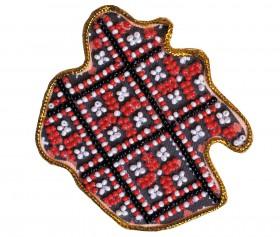Набор - магнит для вышивки бисером Карта Украины Винницкая область, , 56.00грн., АМК-002, Абрис Арт, Украина