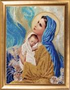 Набор вышивки бисером Мать и дитя