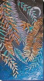 Набор для вышивки бисером на холсте Тропическая Ночь Абрис Арт АВ-777 - 535.00грн.