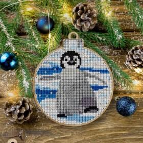 Набор для вышивки нитками по дереву FLW-013