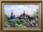 Набор для вышивки бисером Весенний собор