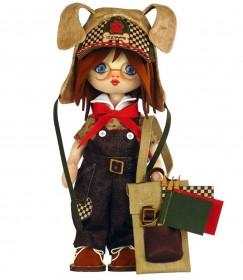 Набор для шитья куклы Тотошка Zoosapiens К1092Z - 525.00грн.
