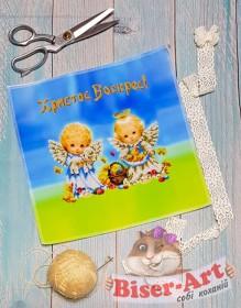 Схема дитячого пасхального рушника  Biser-Art В9503 - 65.00грн.