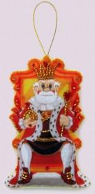 Набор для изготовления игрушки из фетра для вышивки бисером Царь Баттерфляй (Butterfly) F133 - 54.00грн.