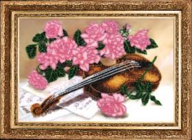 Набор для вышивки бисером Сюита для скрипки Баттерфляй (Butterfly) 267Б - 396.00грн.