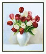 Набор для вышивки бисером Тюльпаны
