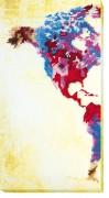 Набор для вышивки бисером Карта мира -1