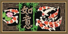 Набор для выкладки алмазной мозаикой Феншуй. Исполнение желаний Art Solo АТ3206 - 442.00грн.