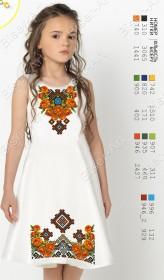 Заготовка детского платья для вышивки бисером Biser-Art Bis1749 - 320.00грн.
