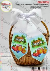 Бант для вышивки бисером (нитками) На праздник спаса Biser-Art В24052 - 48.00грн.