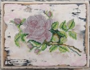 Набор для вышивания бисером Роза
