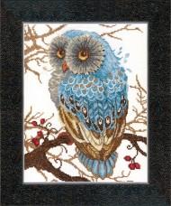 Набор для вышивки крестом Тишина леса Cristal Art ВТ-094