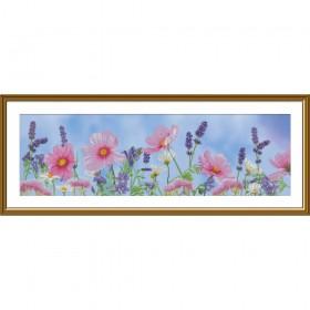 Набор для вышивки нитками на канве Полевые цветы Новая Слобода (Нова слобода) СР6231 - 458.00грн.