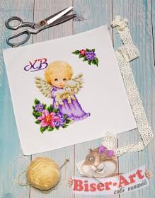 Схема дитячого пасхального рушника  Biser-Art В9501 - 65.00грн.