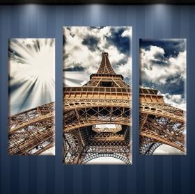 Набор для выкладки алмазной мозаикой У подножия башни, , 1 295.00грн., DM-151, DIAMONDMOSAIC, Пейзажи