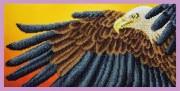 Набор для вышивки бисером Орел