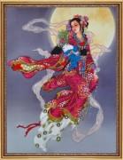 Набор для вышивки бисером Восточная красавица 1