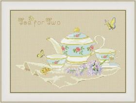 Набор для вышивки нитками Чай на двоих OLANTA VN-122 - 235.00грн.