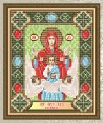 Набор для выкладки алмазной мозаикой Богородица Знамение