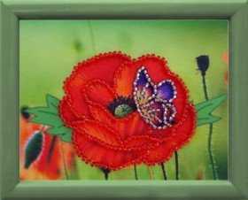 Схема для вышивки бисером Мак Баттерфляй (Butterfly) СМ024 - 12.00грн.