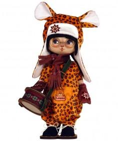 Набор для шитья куклы Леопардик Zoosapiens К1087Z - 525.00грн.