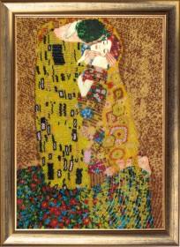 Набор для вышивки бисером Поцелуй (по мотивам Г. Климта) Баттерфляй (Butterfly) 467Б - 554.00грн.