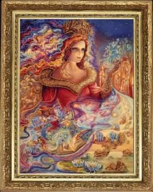 Набор для вышивки бисером Магия (по картине Дж. Уолл) Баттерфляй (Butterfly) 819Б - 252.00грн.
