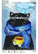 Схема вышивки бисером на атласе Хочу лета