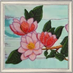 Набор для вышивки бисером Ветвь магнолии 1 Баттерфляй (Butterfly) 163Б - 297.00грн.